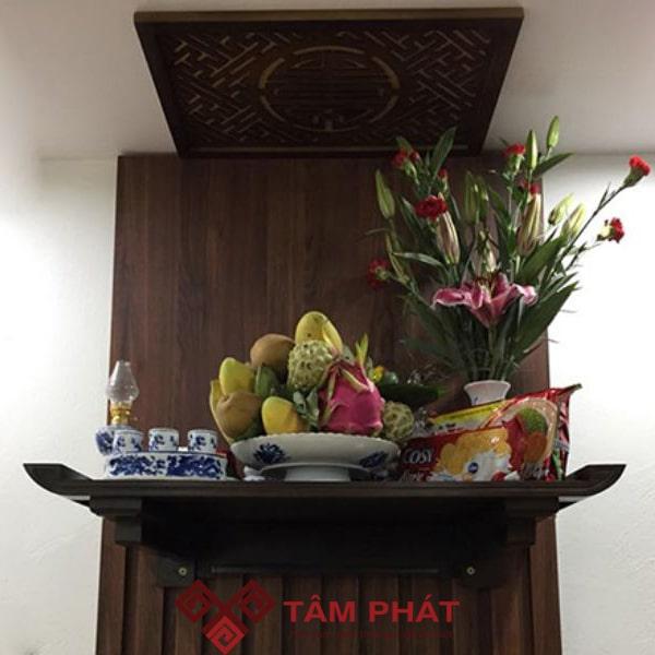 Bàn Thờ Treo Tường TT0095 Tâm Phát