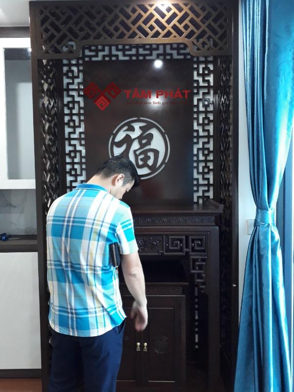 Feedback từ anh Thái chung cư 282 Lĩnh Nam, Hoàng Mai, HN