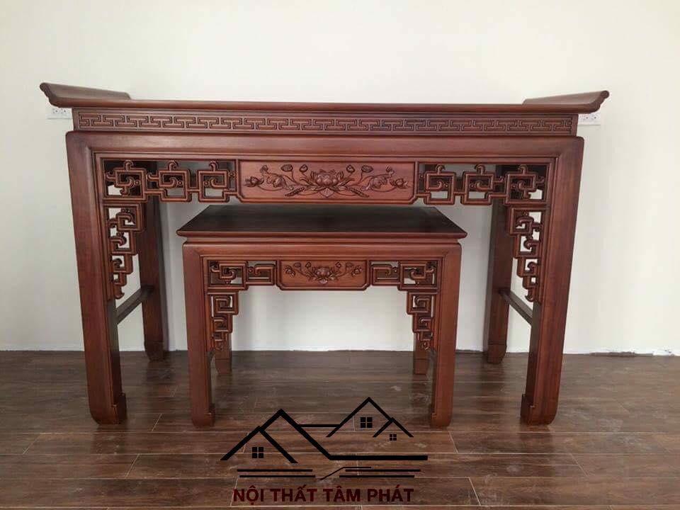 Feedback lắp bàn thờ từ anh Quý cc Thái Hà, Từ Liêm, HN