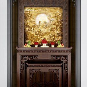 bàn thờ đẹp - bàn thờ Tâm Phát