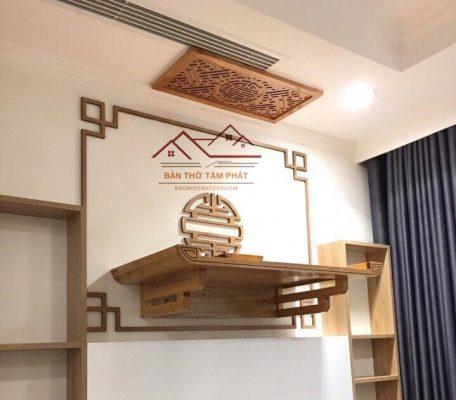 Bàn thờ Tâm Phát – Sản phẩm từ tâm, Chất lượng xứng tầm
