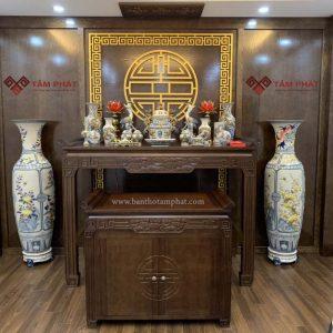 Mẫu bàn thờ đẹp BTG038