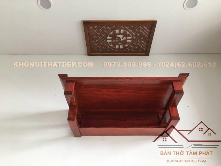 Mẫu bàn thờ TTH002 Tâm Phát