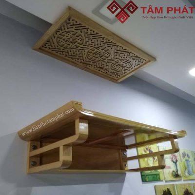 Tâm Phát - địa chỉ chuyên cung cấp bàn thờ treo tường Hà Nội