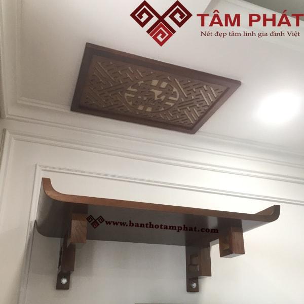 bàn thờ treo tường hiện đại TT0098