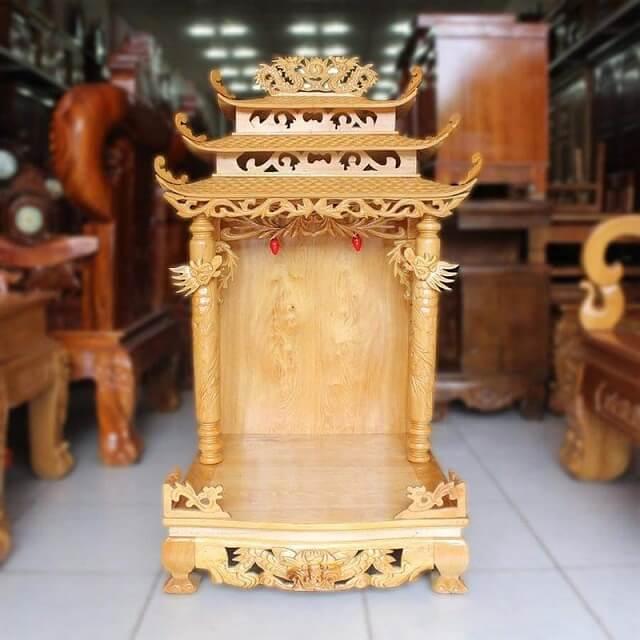 Bàn thờ Thần Tài Tâm Phát