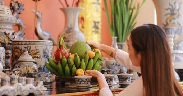 Lưu ý khi chọn trái cây trên bàn thờ ngày cưới