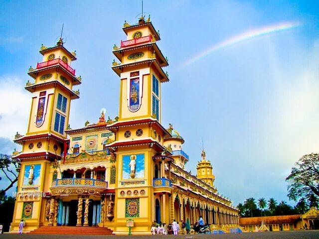 Đạo Cao Đài ở Tây Ninh - Việt Nam