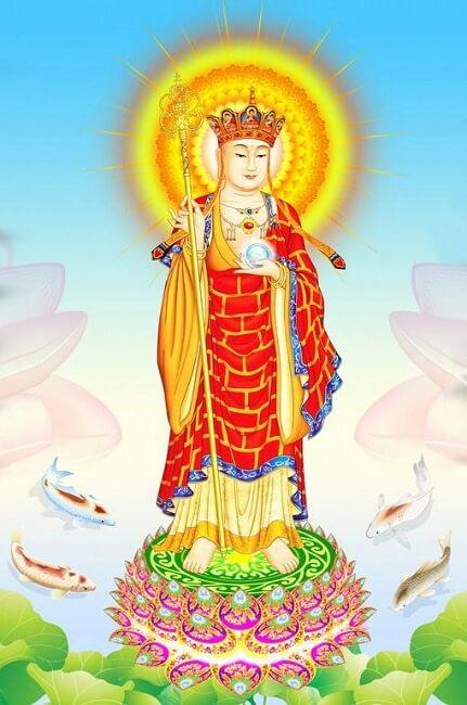 Ngày vía Địa Tạng Vương Bồ Tát là ngày 30 tháng 7 âm lịch hàng năm