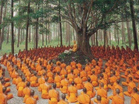 Thập đại đệ tử của Đức Phật