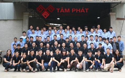 Đội ngũ nhân viên đông đảo, chuyên nghiệp, nhiệt tình và rất thân thiện