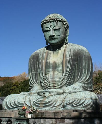 Phật A Di Đà là giáo chủ cõi Cực Lạc, chưa biết có thật hay không