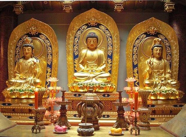 Sự tích về cuộc đời Phật A Di Đà