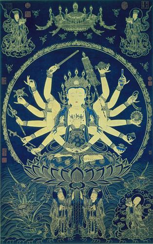 Sự tích Phật Mẫu Chuẩn Đề