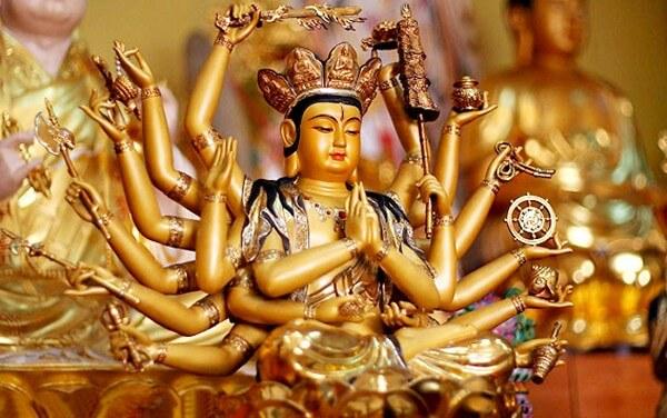 Phật Mẫu Chuẩn Đề là ai? Sự tích Chuẩn Phật Đề Bồ Tát