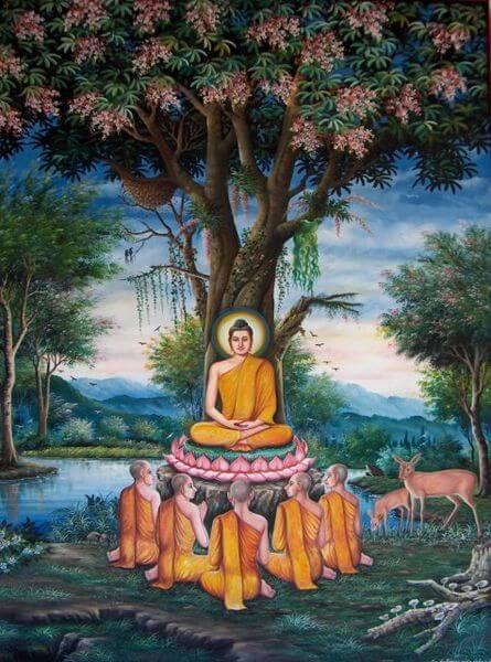 Sự ra đời của Phật Thích Ca