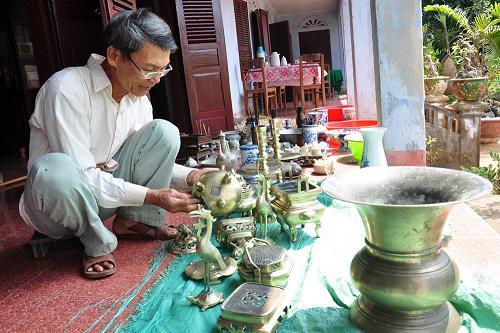 Sắp xếp đồ thờ Phật, Thần linh và Gia tiên đúng vị trí