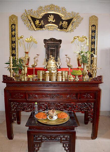 Cửu huyền thất tổ theo quan niệm Phật Giáo