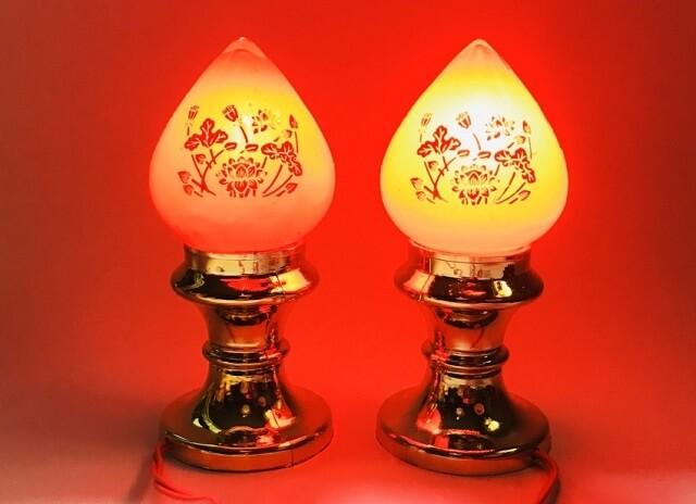 Đèn bàn thờ | Các loại đèn trang trí bàn thờ đẹp nhất 2020