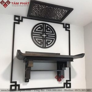 Mẫu bàn thờ treo đẹp TT0081