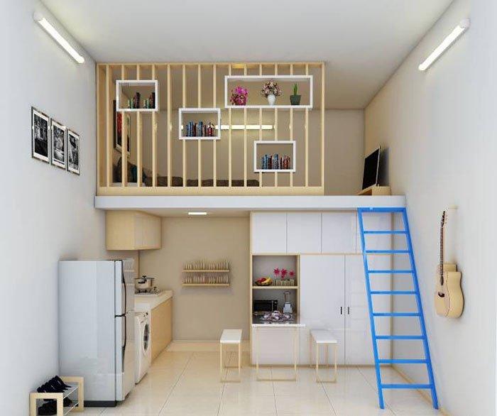 Thuê phòng trọ, chung cư mini