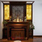 Mẫu bàn thờ gỗ BT0061