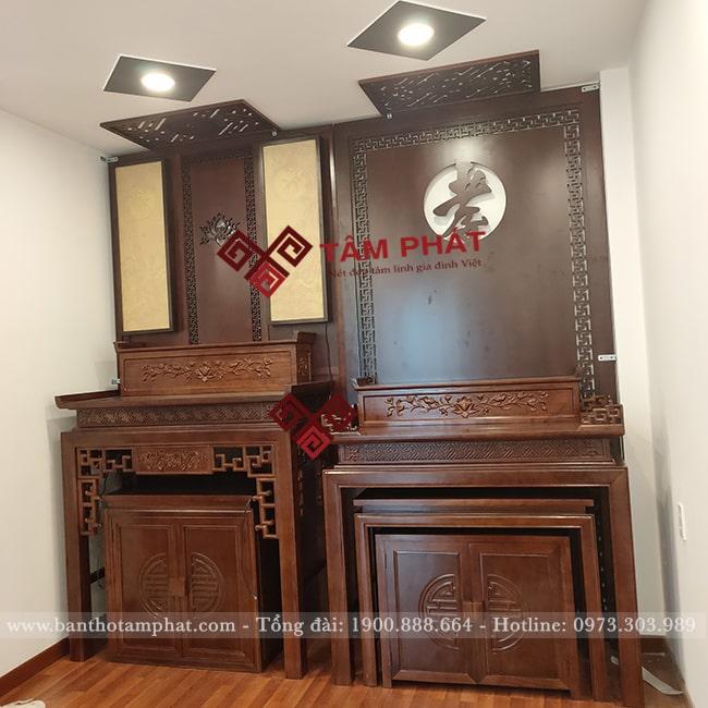 Feedback lắp bàn thờ từ anh Hà cc An Bình City, Nam Từ Liêm