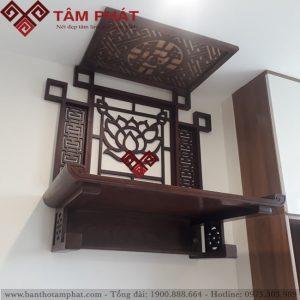 Trang thờ treo tường đẹp mẫu TT-2071