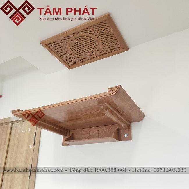 Mẫu bàn thờ treo đẹp TT0071