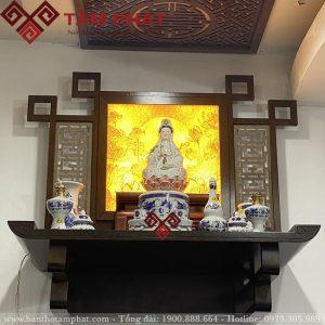 Tranh bàn thờ treo tường mẫu TR011