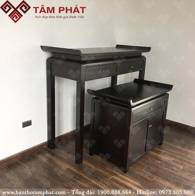 Feedback lắp bàn thờ từ bác Hội chung cư C5, Mỹ Đình, Hà Nội