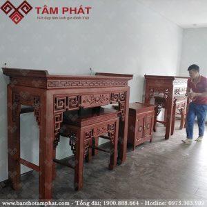 Bàn thờ đẹp Tâm Phát mẫu BT-1101