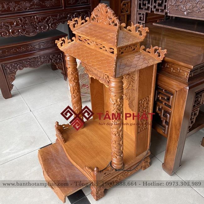 Feedback lắp bàn thờ từ chị Trị cc Dream Home 1, Gò Vấp, HCM