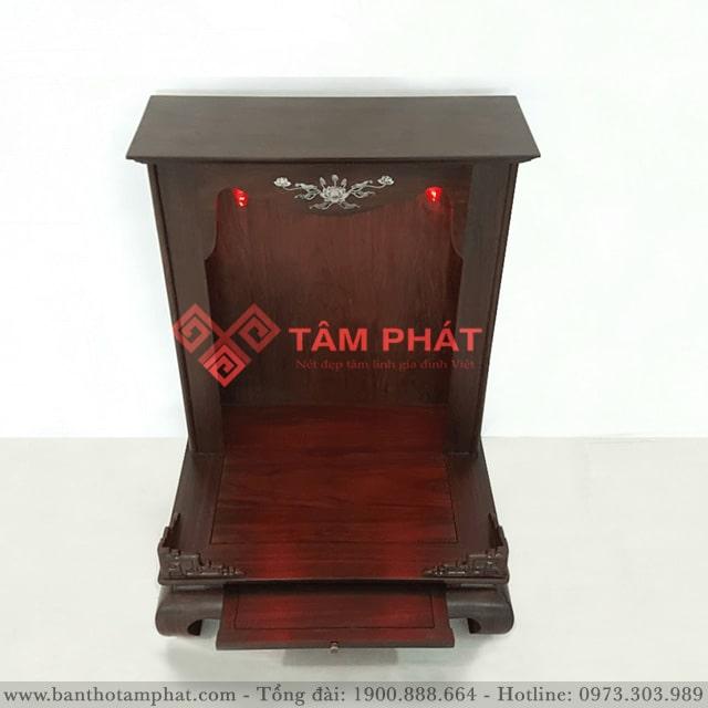 Feedback lắp bàn thờ từ chị Hảo cc The Useful, Tân Bình, HCM