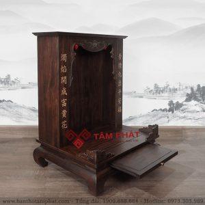 Bàn thờ Thần Tài đẹp mẫu BTT3305