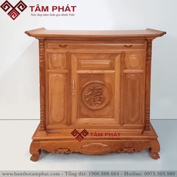 Mẫu tủ thờ đẹp TT5001