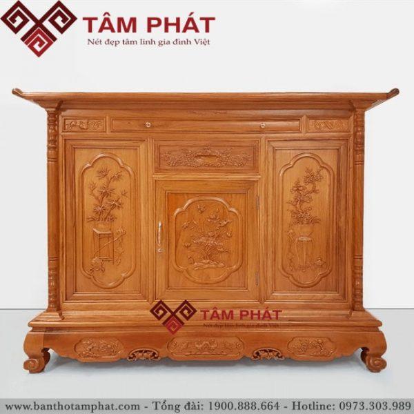 Mẫu tủ thờ đẹp TT5003