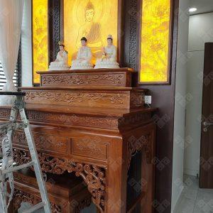 Bàn thờ tam cấp mẫu BT1089