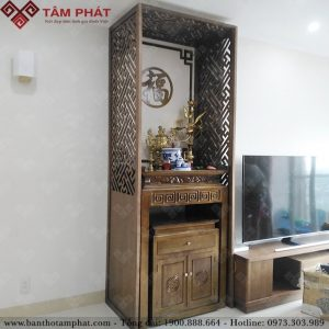 Bàn thờ Phật Đẹp mẫu BT-1106
