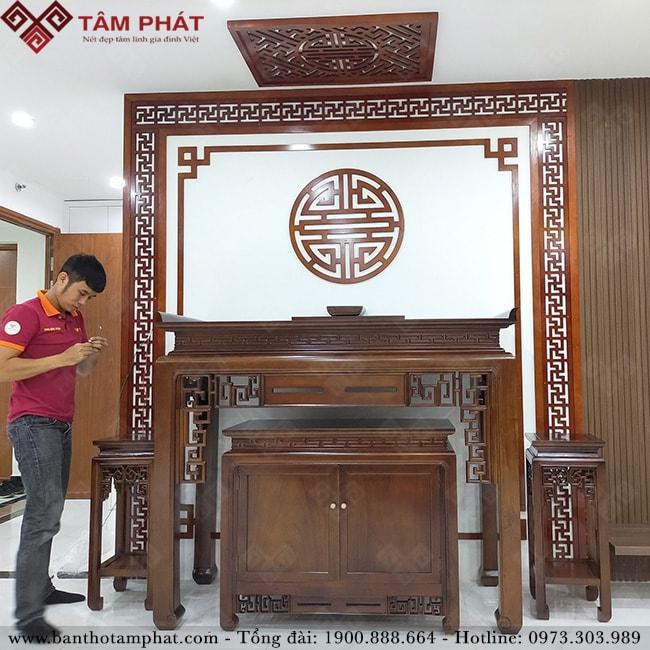 Feedback từ gia đình anh Chu chung cư Thới An. Q.12