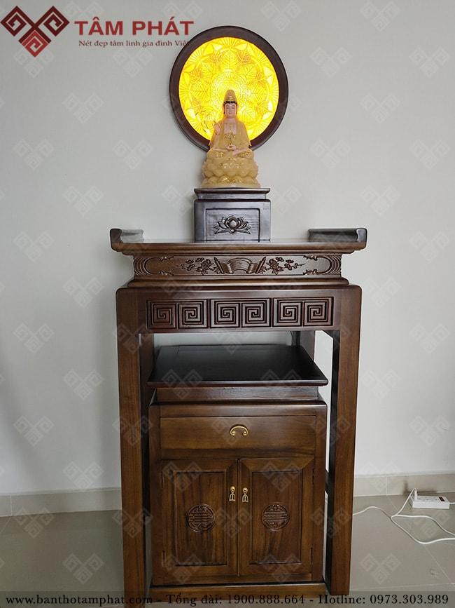 Feedback lắp bàn thờ chung cư C7 Giảng Võ, Ba Đình, Hà Nội