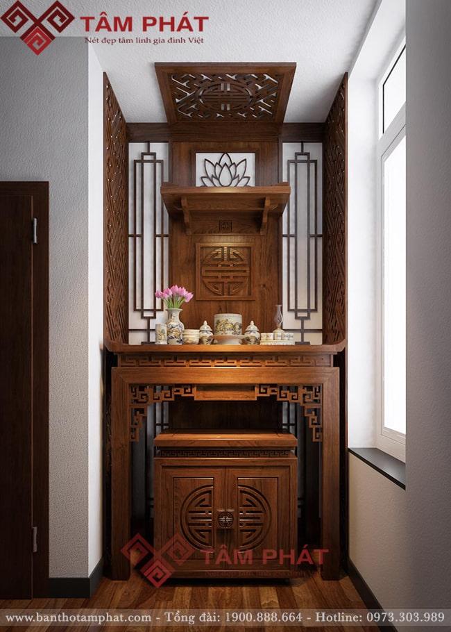 Feedback bàn thờ từ anh Thành, cc 70m2 Lavita Charm, Tp Hồ Chí Minh