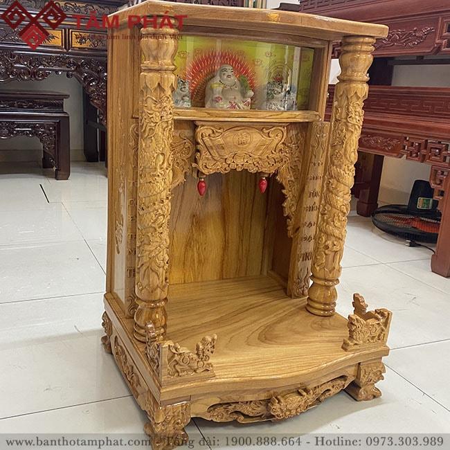 Feedback bàn thờ từ anh Lực, showroom 80m2 tại Thảo Điền, Tp HCM