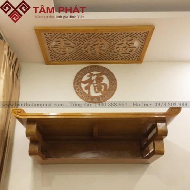Dịch vụ và chất lượng sản phẩm tại bàn thờ Tâm Phát rất tuyệt vời