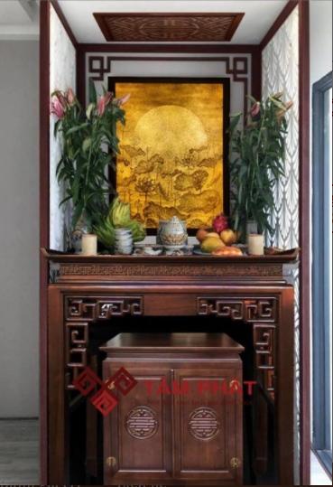 Mẫu bàn thờ đẹp BT1091 của Tâm Phát