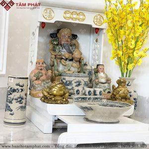 Mẫu Bàn thờ Thần Tài - Ông Địa 3312