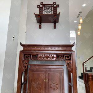 Bàn thờ Phật kết hợp thờ gia tiên Mẫu BT-1125