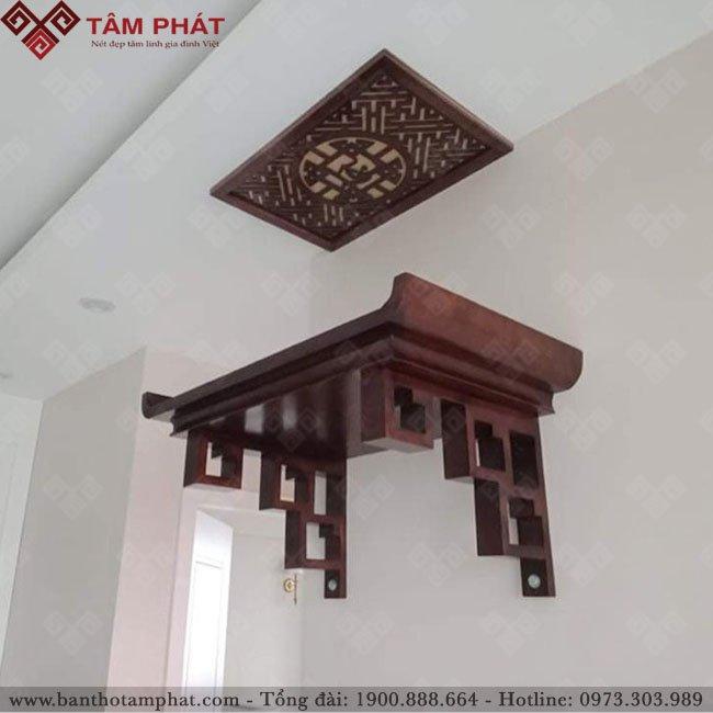 Feedback lắp bàn thờ từ anh Tường cc Ba Hàng A, Hoàng Mai